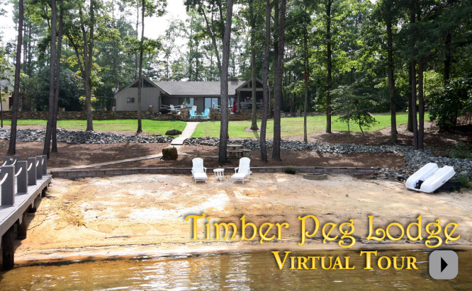 Timber Peg Lodge Virtual Tour